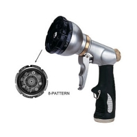8-Pattern Front Pull Metal Trigger Nozzle