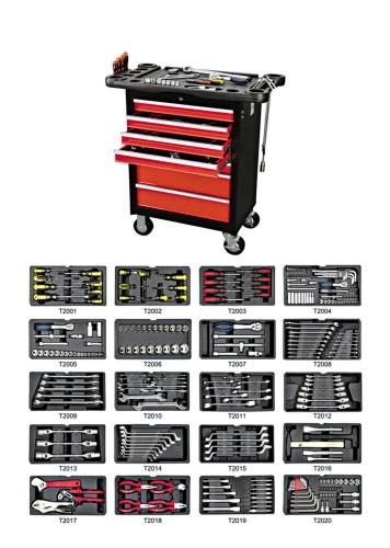 Trolley W/Tools
