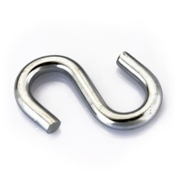 Wire Form Parts, S Hooks & J Hooks For Wire