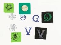 EVA stamp