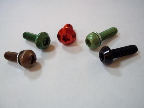 Aluminum Screw Series