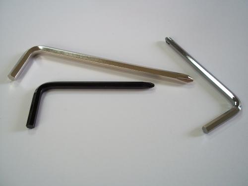 Cross Wrench Key