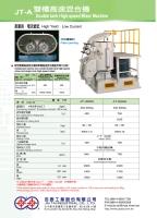 Double Tank High-speed Mixer Machine