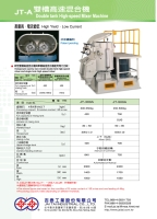 Double Tank High-speed Mixer Machine