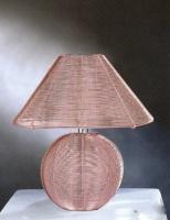 Aluminum Lamp