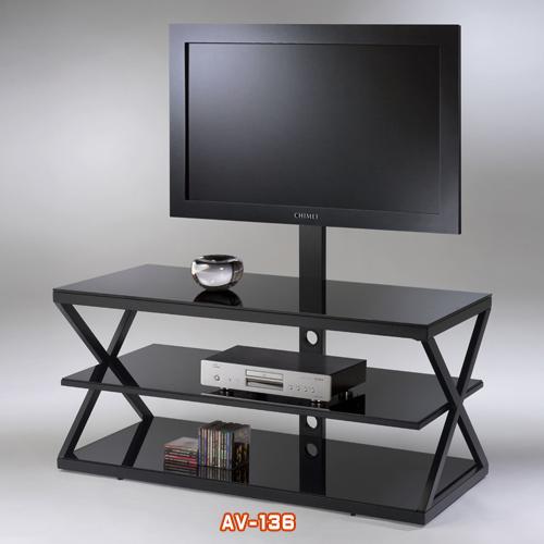 组合式三层电视架
