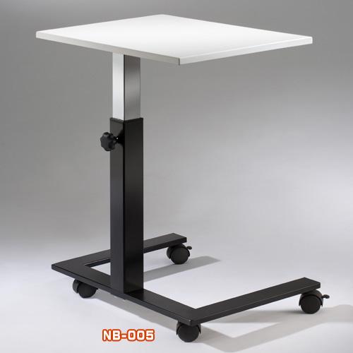 簡易型活動電腦桌