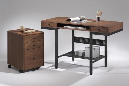 多功能组合式写字桌/电脑书桌/活动档案柜