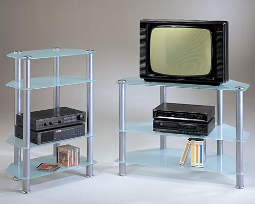 Metal K/D Audio / Video / TV Stands