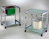 懸吊式資料夾推車/置物架 / 展示架