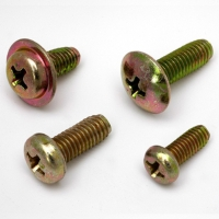 Triangular-Thread Screws