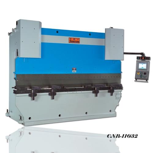 CNC九轴油压折床