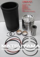 Komatsu Diesel Engine Liner Kit