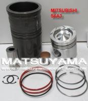 Cens.com Mitsubishi Cylinder Liner – S6A3 MATSUYAMA CO., LTD.
