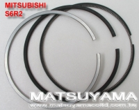 Mitsubishi Piston Ring – S6R2
