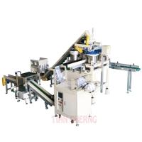 Auto Bagging Counting Weighing Sealing Machine