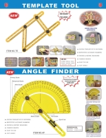Template Tool/ Angle Finder