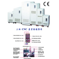 智慧型超级稳压器 (三相系列)