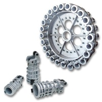 Aluminum Alloy Tool Pot