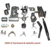 OEM of hardware & metallic parts