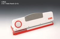 2-in-1 Hole Punch (2+3)