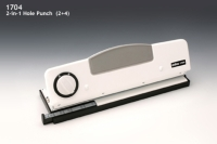 2-in-1 Hole Punch (2+4)