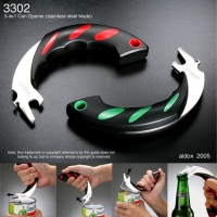 3-in-1 Can Opener