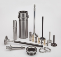 ENGINE VALVE AND VALVE GUIDE
