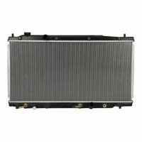 RADIATOR AND A/C CONDENSER