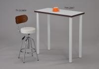 吧檯桌;吧檯椅