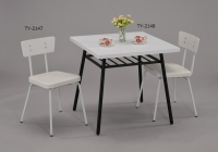 餐桌;餐椅
