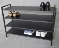4 TIER SHOES RACK