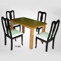 实木餐桌椅系列
