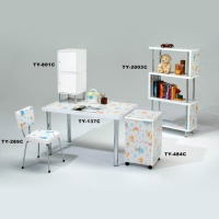 Cutie Table And Desk Set