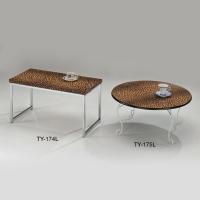 豹紋咖啡桌、和式桌