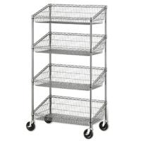 Metal Racks and Shelves