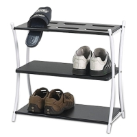Metal Shoe/Slipper Racks, Cabinets