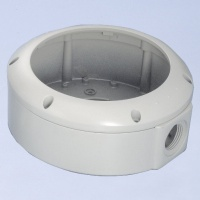 Zinc alloy die casting  body part of security camera