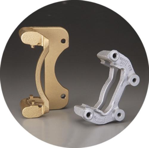 Caliper parts Up grade anchor 4-6 pots caliper