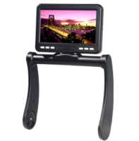 Arm rest MP5 monitor