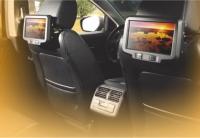 SeatBack DVD monitor