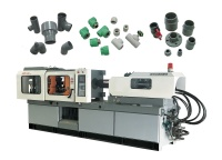 HRN-PVC (Rigid) Injection Molding Machine