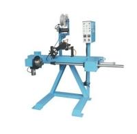 Upright Rotor Welder