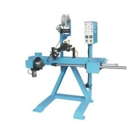 Upright Rotor Welder