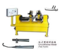 卧式焊接机(双枪)