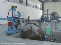 Automatic Elbow Weld/Cut Equipment