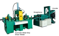 Automated Cut & Welding Equipment