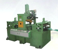 Wide Strip End Shear & Welding Machine