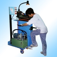 Portable Shear Welder