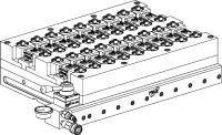 modular hydraulic jigs